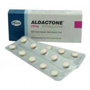 Köpa Aldakton (Spironolakton) - Aldactone Pris i Sverige