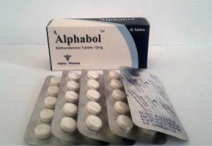 Köpa Metandienon oral (Dianabol) - Alphabol Pris i Sverige