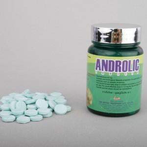 Köpa Oxymetolon (Anadrol) - Androlic Pris i Sverige