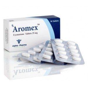 Köpa Exemestane (Aromasin) - Aromex Pris i Sverige