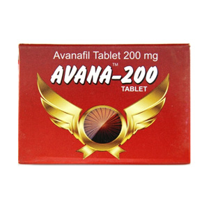 Köpa Avanafil - Avana 200 Pris i Sverige