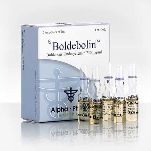 Köpa Boldenonundecylenat (Equipose) - Boldebolin Pris i Sverige