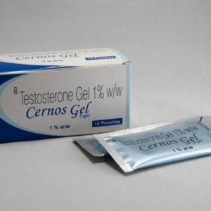 Köpa Testosterontillskott - Cernos Gel (Testogel) Pris i Sverige
