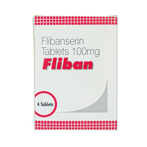 Köpa flibanserin - Fliban 100 Pris i Sverige
