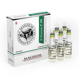 Köpa Drostanolonpropionat (Masteron) - Magnum Drostan-P 100 Pris i Sverige
