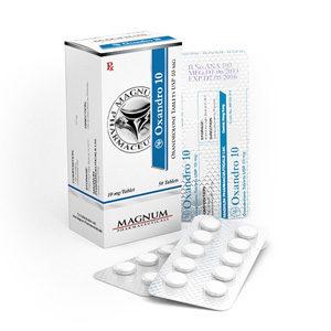 Köpa Oxandrolon (Anavar) - Magnum Oxandro 10 Pris i Sverige