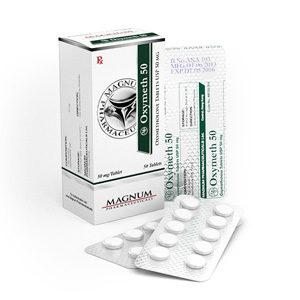 Köpa Oxymetolon (Anadrol) - Magnum Oxymeth 50 Pris i Sverige
