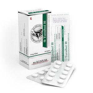 Köpa Turinabol (4-klorodehydrometyltestosteron) - Magnum Turnibol 10 Pris i Sverige