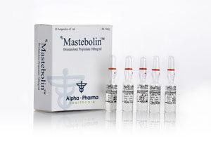 Köpa Drostanolonpropionat (Masteron) - Mastebolin Pris i Sverige