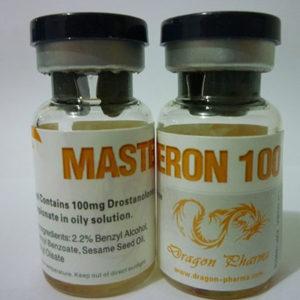Köpa Drostanolonpropionat (Masteron) - Masteron 100 Pris i Sverige