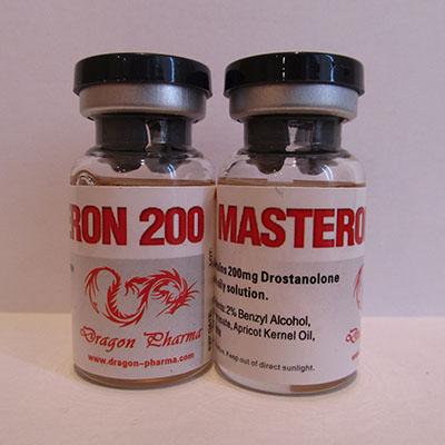 Köpa Drostanolonpropionat (Masteron) - Masteron 200 Pris i Sverige