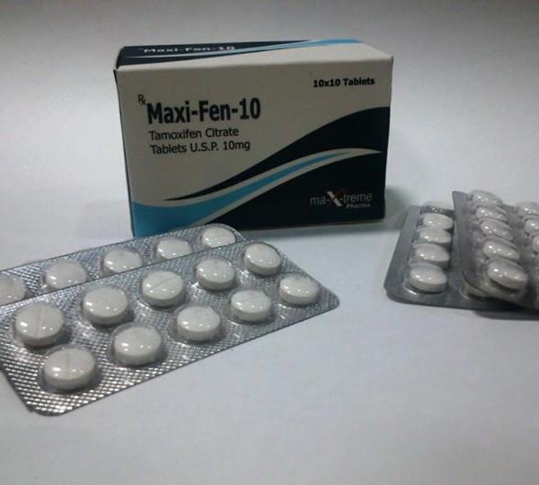 Köpa Tamoxifencitrat (Nolvadex) - Maxi-Fen-10 Pris i Sverige