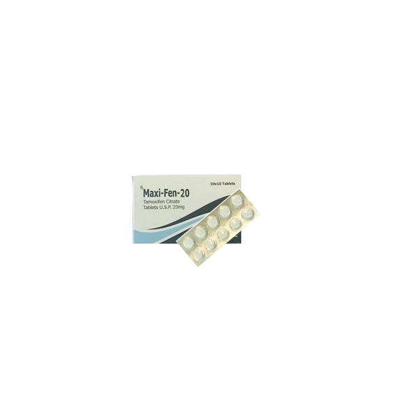 Köpa Tamoxifencitrat (Nolvadex) - Maxi-Fen-20 Pris i Sverige
