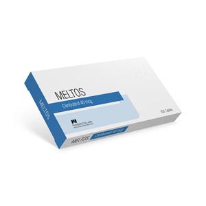 Köpa Clenbuterolhydroklorid (Clen) - Meltos 40 Pris i Sverige