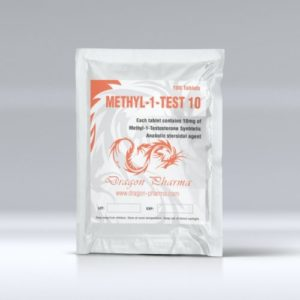 Köpa Methyldihydroboldenone - Methyl-1-Test 10 Pris i Sverige