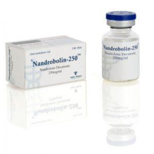 Köpa Nandrolon dekanoat (Deca) - Nandrobolin (vial) Pris i Sverige