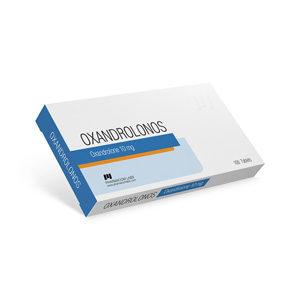 Köpa Oxandrolon (Anavar) - Oxandrolonos 10 Pris i Sverige