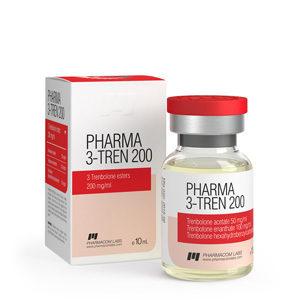 Köpa Trenbolone Mix (Tri Tren) - Pharma 3 Tren 200 Pris i Sverige