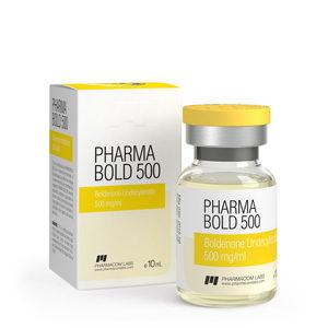 Köpa Boldenonundecylenat (Equipose) - Pharma Bold 500 Pris i Sverige