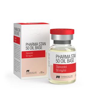 Köpa Stanozolol injektion (Winstrol depå) - Pharma Stan 50 Oil Base Pris i Sverige