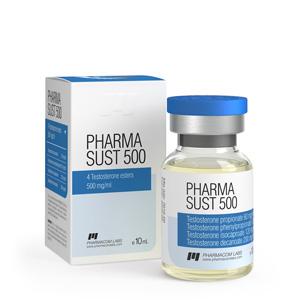 Köpa Sustanon 250 (Testosteron mix) - Pharma Sust 500 Pris i Sverige