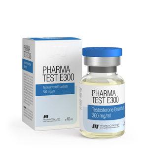 Köpa Testosteron-enanthat - Pharma Test E300 Pris i Sverige
