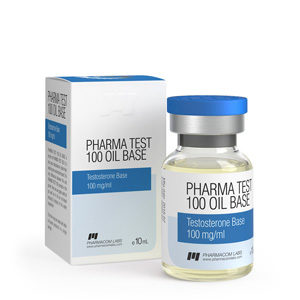Köpa Testosteronbas - Pharma Test Oil Base 100 Pris i Sverige