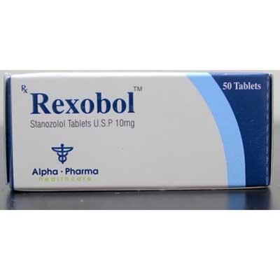Köpa Stanozolol oral (Winstrol) - Rexobol-10 Pris i Sverige