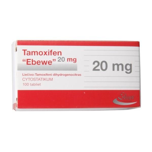 Köpa Tamoxifencitrat (Nolvadex) - Tamoxifen 20 Pris i Sverige