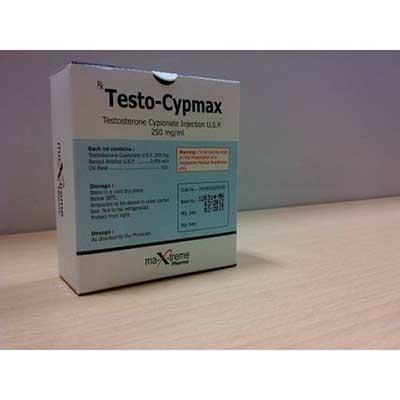 Köpa Testosteronscypionat - Testo-Cypmax Pris i Sverige