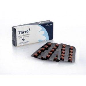 Köpa Liotyronin (T3) - Thyro3 Pris i Sverige