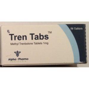 Köpa Metyltrienolon (metyl trenbolon) - Tren Tabs Pris i Sverige