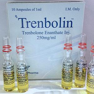 Köpa Trenbolone enanthate - Trenbolin (ampoules) Pris i Sverige