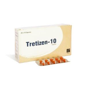 Köpa Isotretinoin (Accutane) - Tretizen 10 Pris i Sverige