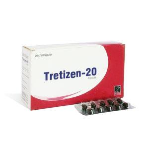 Köpa Isotretinoin (Accutane) - Tretizen 20 Pris i Sverige
