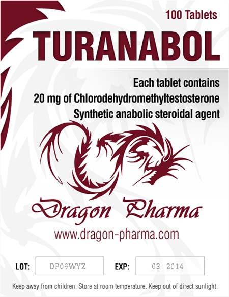 Köpa Turinabol (4-klorodehydrometyltestosteron) - Turanabol Pris i Sverige
